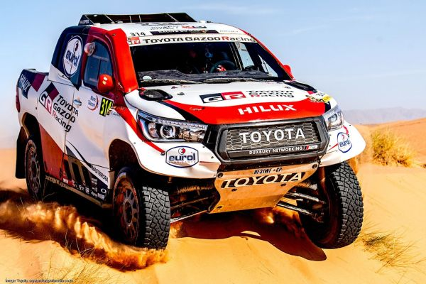 Ten South African entries for Dakar 2020 in Saudi Arabian Desert