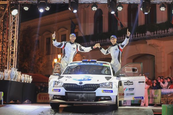 ERC Rallyes 2019: A year of firsts