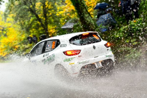 Clio R3T Trophy France – Rallye du Var result and overall classification