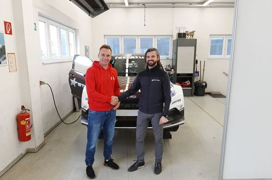 Poland's Rallytechnology enters two cars in Projekt E Series
