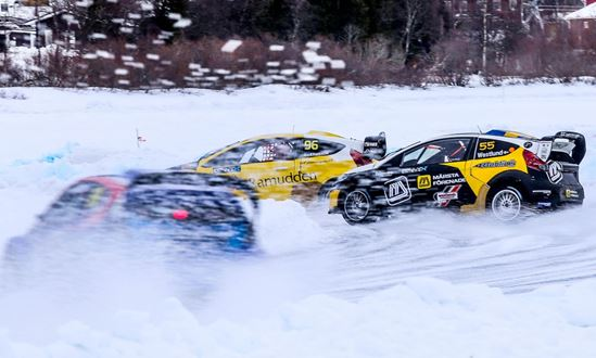 RallyX on Ice to star in Sweden's 2020 'Winter Olympics'