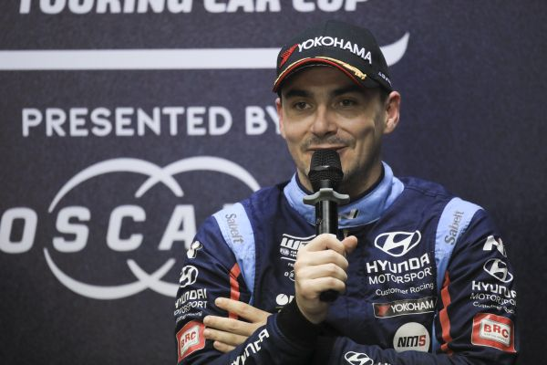Norbert Michelisz is Champion WTCR 2019