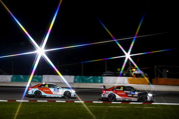 Mixed feelings for Audi Sport customer racing in WTCR finale