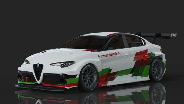 Alfa Romeo Giulia ETCR project unveiled by Romeo Ferraris