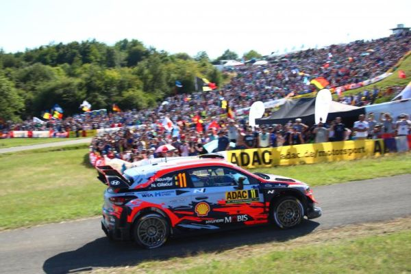 FIA World Rally Championship calendar 2020