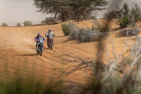 Italy's Alessandro Botturi claims second Africa Eco Race win