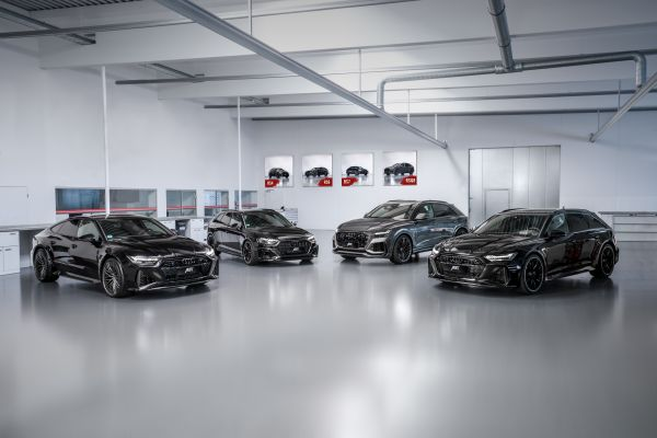 ABT Sportsline - Audi RS 6, RS 7, RS Q8 and RS 4 receive up to 700 hp of ABT Power