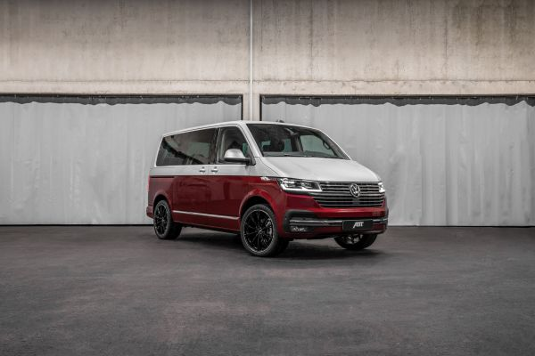 VW T6.1 – fully loaded performance - ABT Power updates of up to 226 hp including suspension or rims