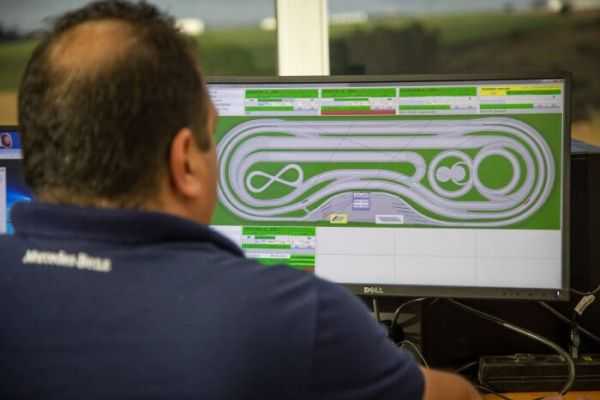 Mercedes-Benz and Bosch build a modern testing centre for vehicles in Iracemápolis, Brazil