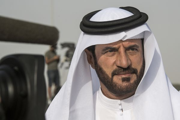 Mohammed Ben Sulayem guides drifting to new level in UAE