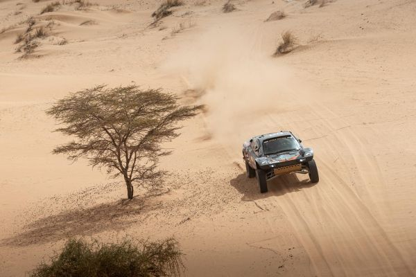 Africa Eco Race stage 10 result and overall standings