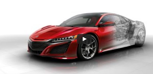 The Magic Behind Acura's NSX Engine - with video