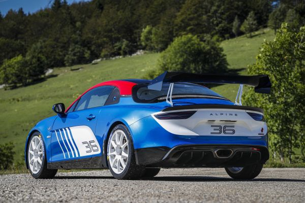The Alpine A110 Rally on all fronts in 2020