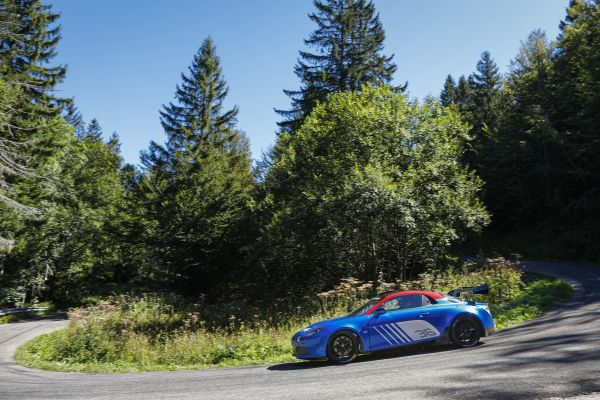 Alpine Rally Trophy calendar 2020