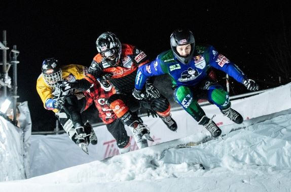 ATSX Red Bull Ice Cross Downhill Mont-du-Lac USA preview - updated season calendar