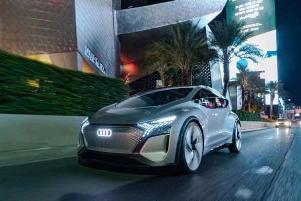 Audi at CES 2020 - Mobility goes smart and individual