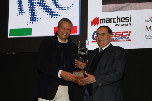 IRCup PIRELLI 2019 season prizegiving- Almost 290.000 Euros have been distributed