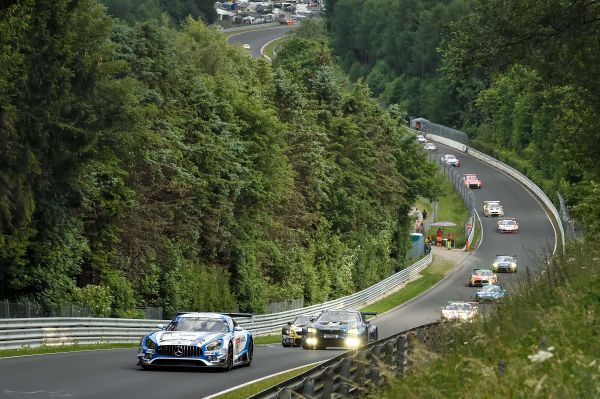 GetSpeed with Junior Team to the legendary Nordschleife