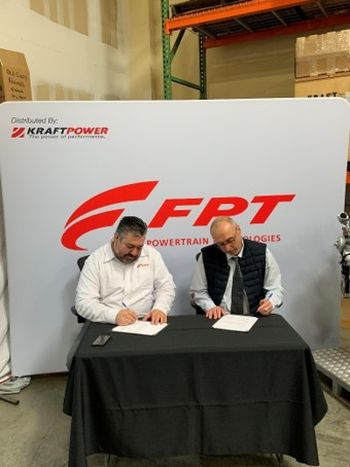 FPT Industrial North America signs new distribution partner for Southeastern United States territory