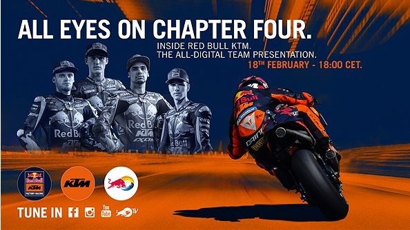 KTM MotoGP 2020 - All eyes on chapter 4