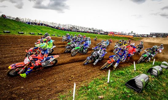 MXGP of Great Britain entry lists