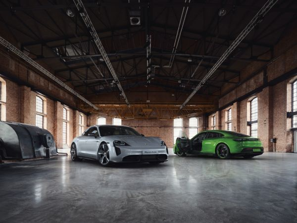 Every Taycan becomes a unique vehicle in the Porsche Exclusive Manufaktur