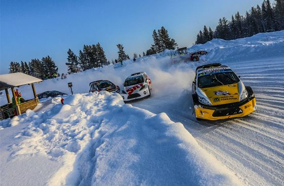 Entries open for 2020 RallyX on Ice winter warm-up