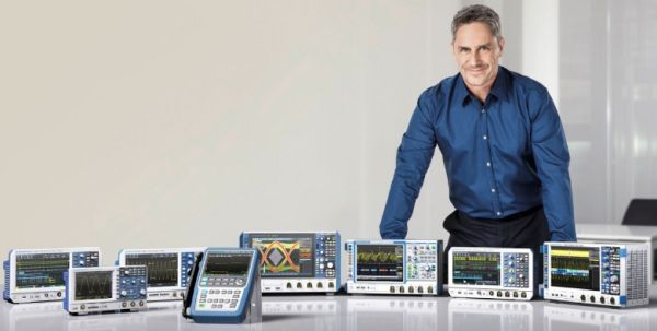 Rohde & Schwarz presents its test solutions for tomorrow's electronic systems at embedded world 2020