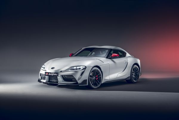 Toyota announces first extension of the GR Supra sports car range with new 2.0-litre turbo engine