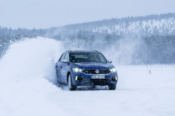 R Experience Ice: Perfect drift near the Arctic Circle