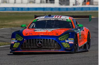 Mercedes-AMG Motorsport Customer Racing Teams Conclude Successful Roar Before the Rolex 24 At Daytona IMSA Test Weekend