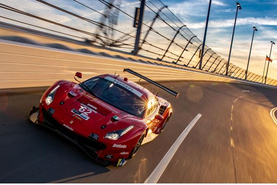 Risi Competizione posts fastes time in GTLM at Roar before the Rolex 24 test at Daytona