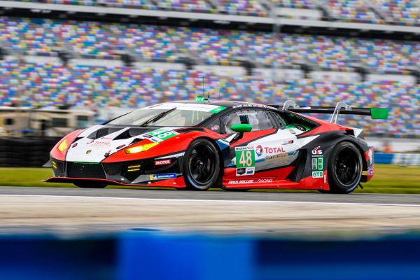 Paul Miller Racing readies to race in Rolex 24 at Daytona
