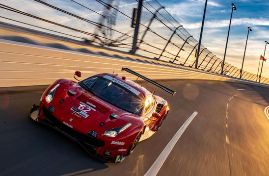RISI Competizione Rolex 24h at Daytona - A Race Engineers' Perspective