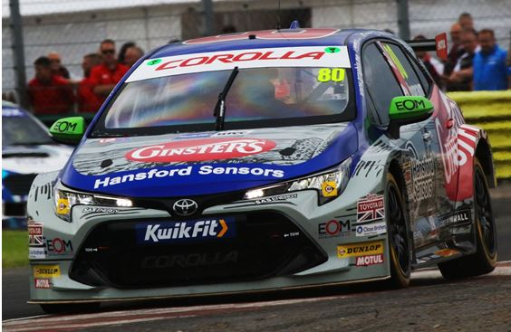Close Brothers Asset Finance back on-board with Speedworks in BTCC 2020