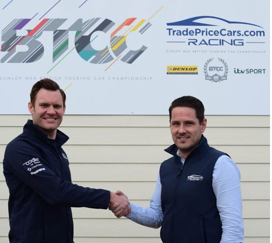 MINI Challenge champion James Gornall completes Trade Price Cars Racing BTCC line-up