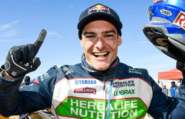 Quads Dakar Rally final classification -Ignacio Casale did it