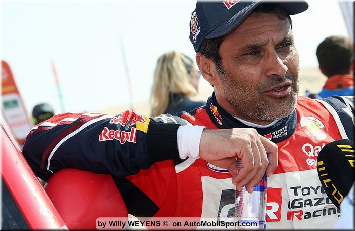 CARS Dakar Rally Final stage victory for Al Attiyah - result