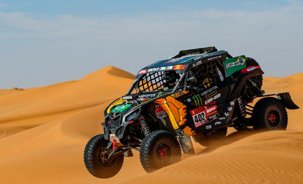SSV Dakar Rally Final stage for Varela, results