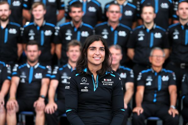 Jamie Chadwick Continues in Williams Racing Driver Academy