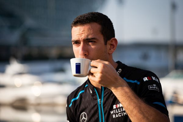 ROKiT Williams Racing announces new partnership with Lavazza