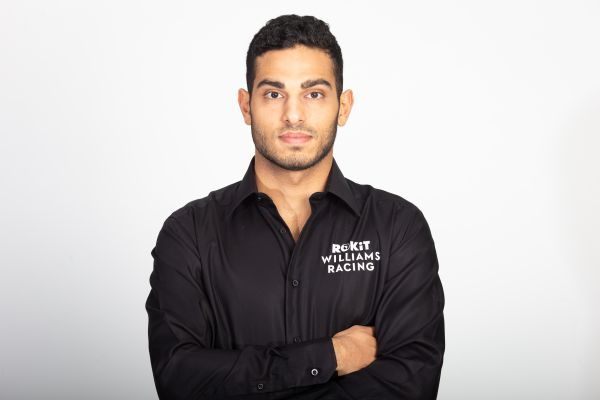 Roy Nissany is confirmed as Official Test Driver at ROKiT Williams Racing
