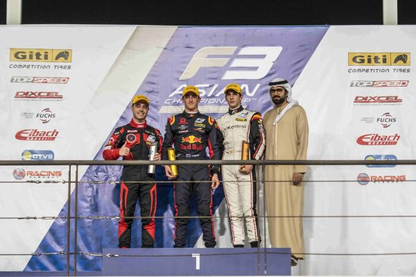 F3 Asian top driver quotes after Dubai race 4