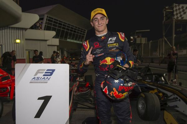 Jack Doohan wins Race 4 as F3 Asian Championship makes outstanding Middle East Debut
