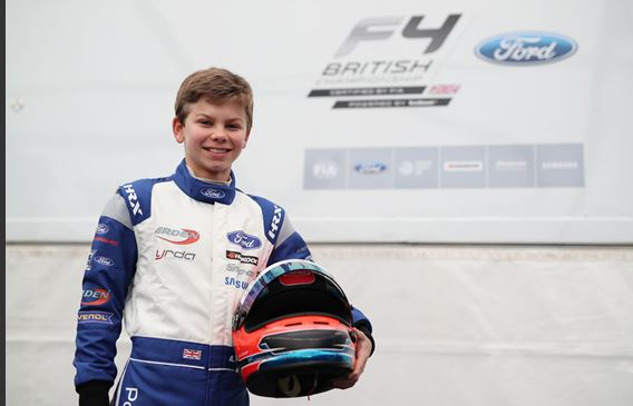 Alex Connor returns to help Red Arrows' British F4 title challenge