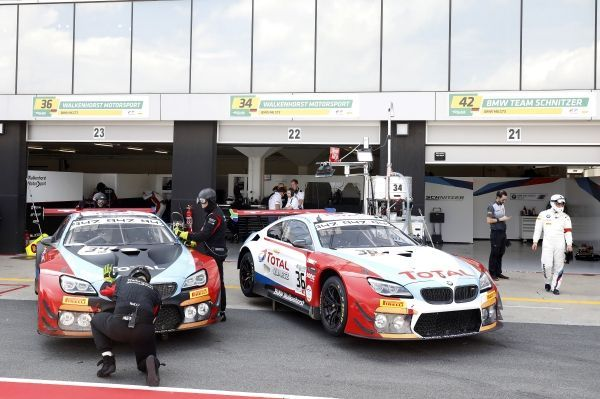BMW M6 GT3 on world tour with the Intercontinental GT Challenge once again in 2020.