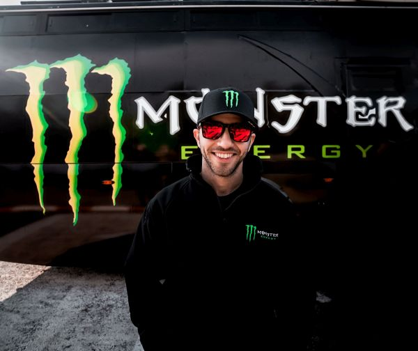 Alon Day joins PK Carsport, lands Monster Energy sponsorship