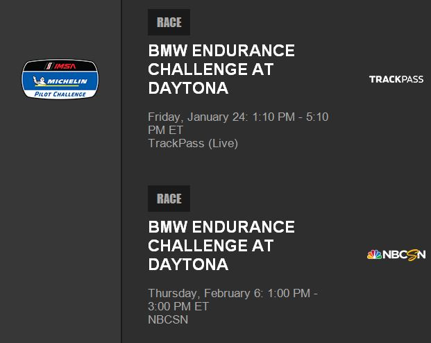 Imsa Live Stream >> Tune-in alert for 24h Daytona 2020 - automobilsport.com