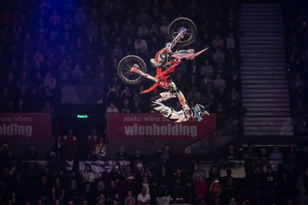 Petr Pilat to lead KTM presence in 2020 FMX