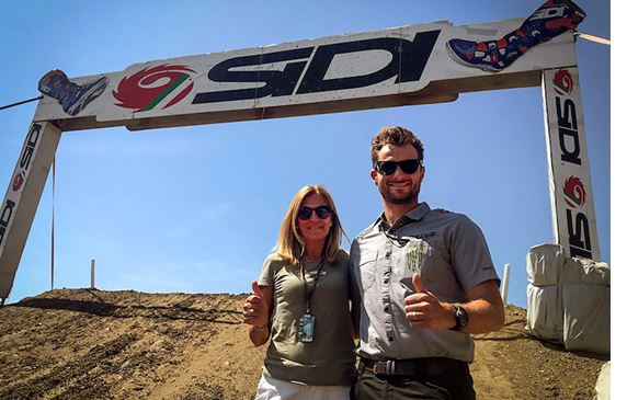 Sidi Sport and Youthstream extend partnership for the future in MXGP